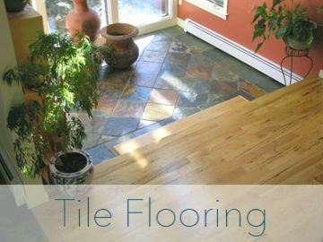 Tile Flooring Boulder, Fort Collins Colorado