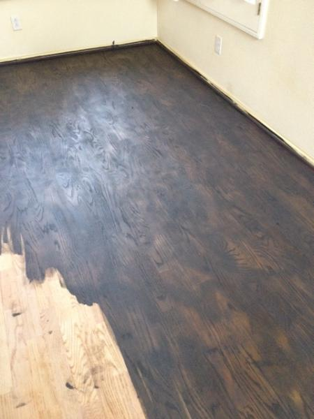 Why Some Wood Should Not Be Stained Dc Hardwood Flooring