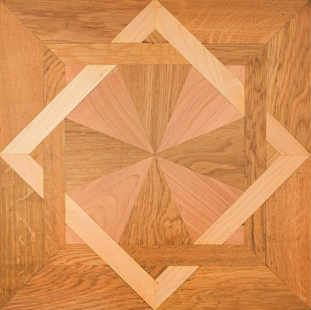 flooring medallion