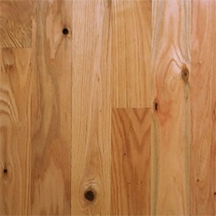red oak sample