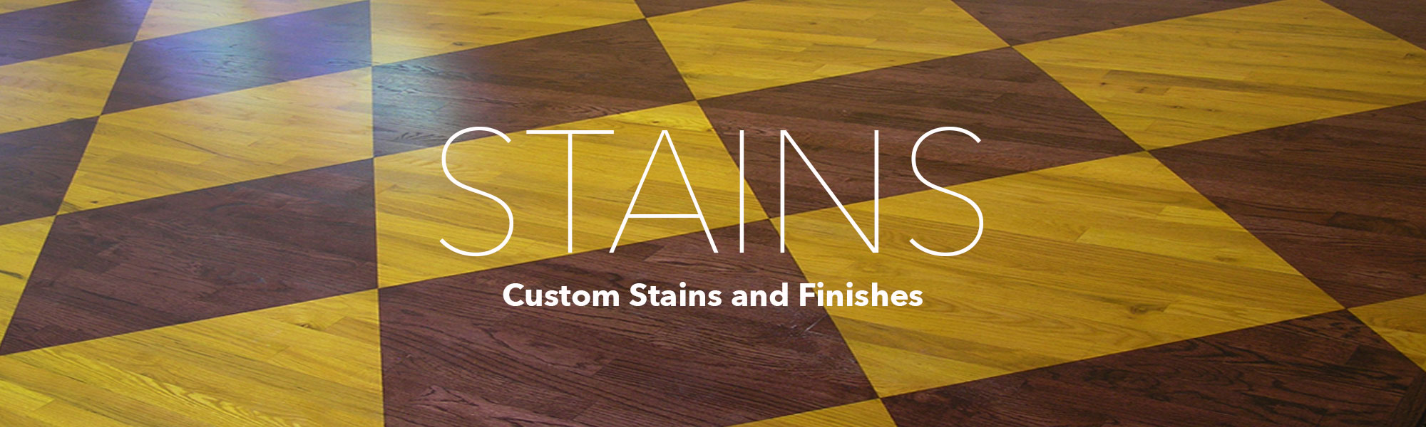 Flooring Stains