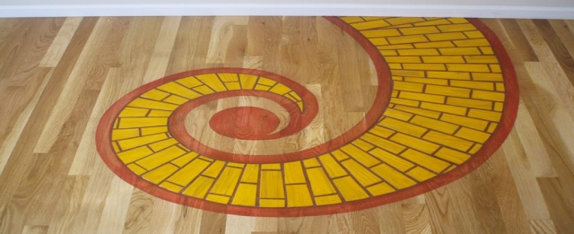Unique floor designs