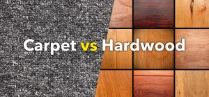 Cost Comparison Carpeting vs Hardwood