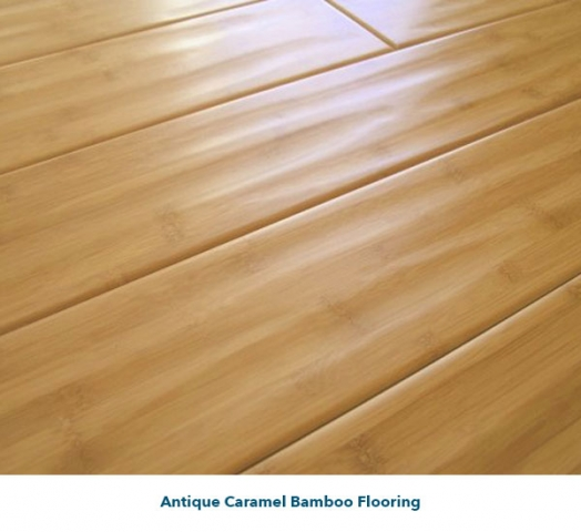 antique caramel bamboo flooring