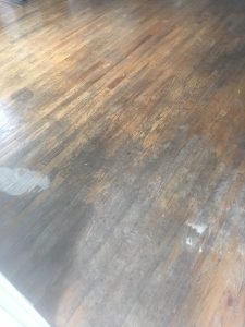Hardwood floors how much can they take?
